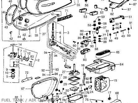49cc mini bike wiring diagram