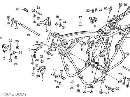 Wiring Diagram For Honda Cb 550