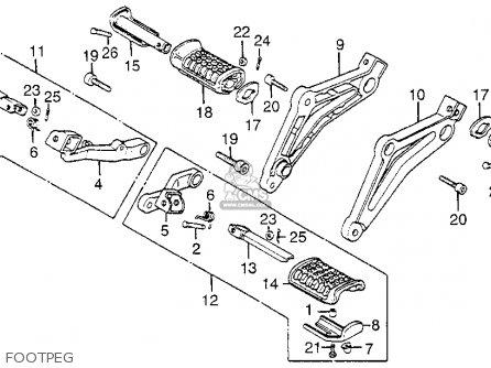 Jeep Cj7 Belt Diagram likewise Partslist likewise Honda Magna Engine Diagram besides Chaine Moto Honda together with Suzuki Gsx Car. on 1983 honda cb 650