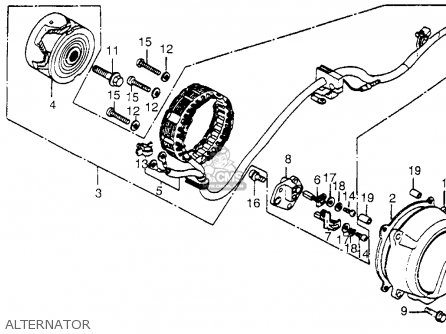 1979 Vw Alternator Wiring Diagram