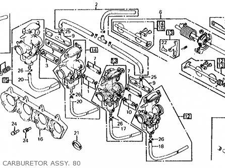 honda cb650 1980 a usa parts list partsmanual partsfiche. Black Bedroom Furniture Sets. Home Design Ideas