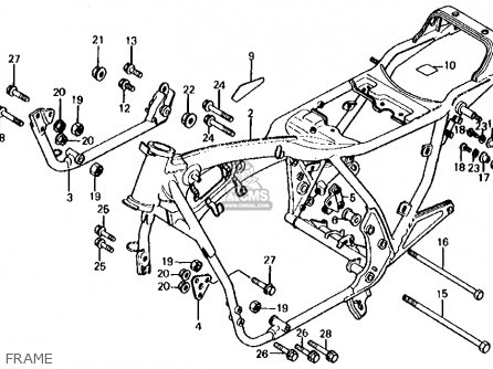 Honda Cb650 1980 A Usa Parts Lists And Schematics