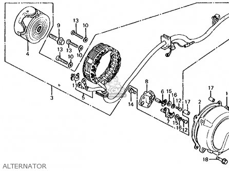 1981 Toyota Transmission Diagram