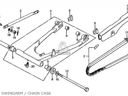 Honda Cb650 1981 B Usa Parts Lists And Schematics