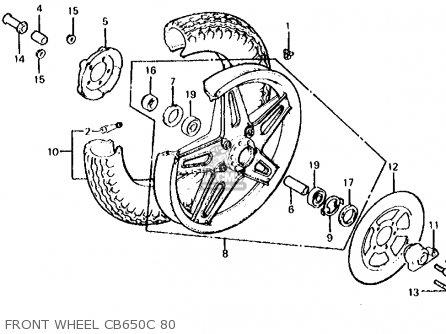 Partslist likewise Honda Motorcycles Information likewise Honda Ct90 Carburetor Schematic additionally Honda Cb650 1981 Wiring Diagram besides Honda Cb650 1982 Usa Front Wheel Cb650 80 82. on honda cb650