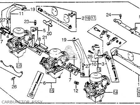 1982 Honda Nighthawk 650 Wiring Diagram