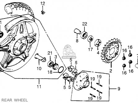 Honda Nighthawk 550 Carburetor Diagram Honda Nighthawk
