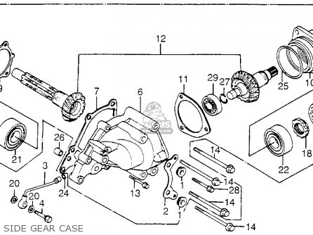 Case Alternator Wiring Diagram Delco Remy Cs Alternator Wiring
