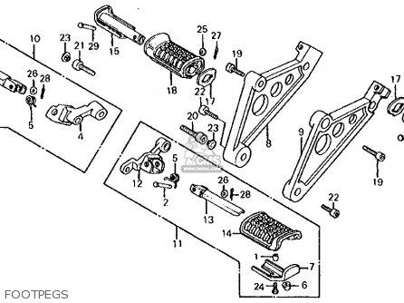 Honda Cb 700 Wire Diagram