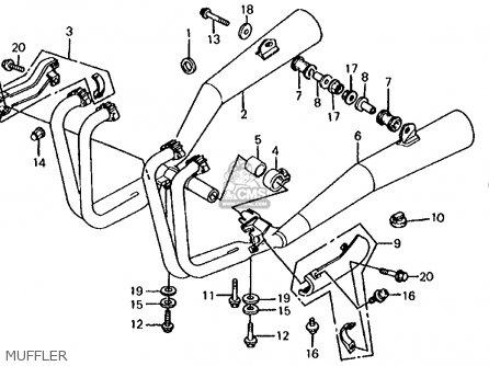 Wiring Diagram For 1982 Honda 450 Motorcycle