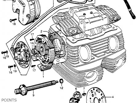 Honda V Twin Motorcycle besides Harley Servicar Wiring Diagram likewise 1964 Ford Falcon Ignition Wiring Diagram as well Wire Harness Schematic For 2001 Buick Century in addition Wiring Diagram For Honda Cb77. on harley wiring diagram for 1961