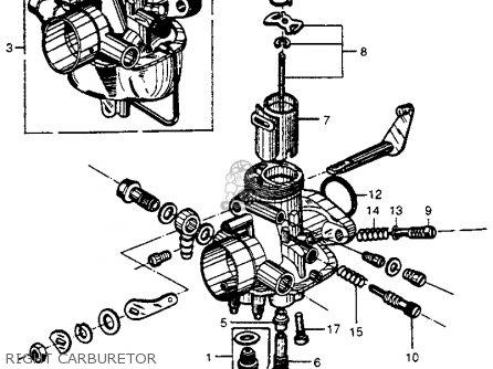 Honda Cl77 Shop Manual
