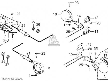 Honda 750 Custom Parts on motorcycle wiring schematics