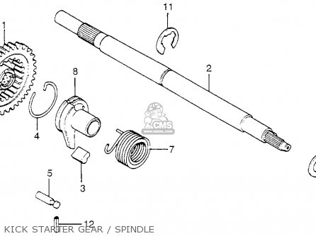 honda cb750a 750 hondamatic 1976 usa parts lists and