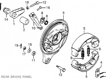 honda cb750c 750 custom 1981 usa rear brake panel_mediumhu0217f5a11_d20d honda civic radio wiring colors honda find image about wiring,2011 Hyundai Accent Stereo Wiring Diagram