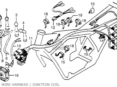 1981 Honda Cb750 Wiring Diagram on easy motorcycle wiring diagram