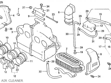 2002 Mercury Cougar Parts Diagram