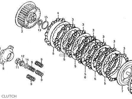 Wire Harness Ignition Coil Schematic Honda Cb750f 750 Super