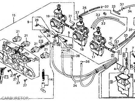 Wiring Diagram Honda Cb1000