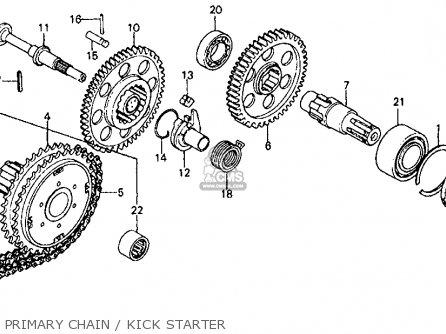 Honda Cb750f 750 Super Sport 1976 Usa Parts Lists And Schematics