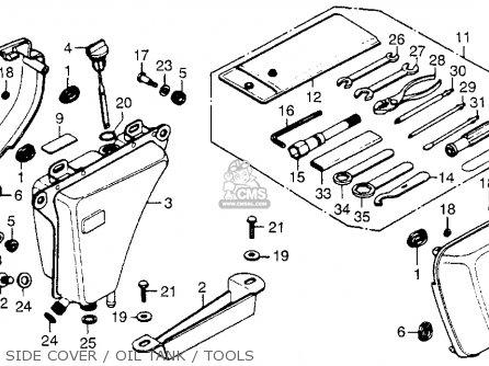 Honda Cb750f 750 Super Sport 1977 Usa Oil Filter Oil Pan