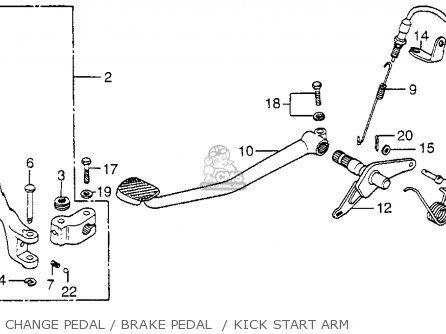 honda cb750f 750 super sport 1978 usa parts lists and schematics. Black Bedroom Furniture Sets. Home Design Ideas