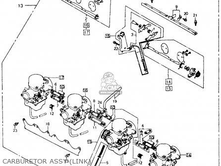 honda cb750f 750 super sport 1981  b  usa parts list