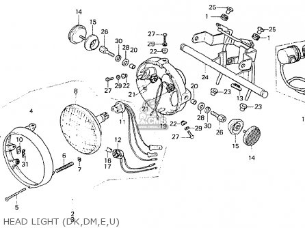 Plastic Outdoor Electrical Box on 1976 Cb 750 Wiring Diagram