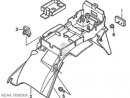 honda cb750f4 rc42 japanese domestic rear fender_medium00026252f23 1_0bdd honda cb 750 wiring diagram honda find image about wiring,Honda 750 Wiring Diagram