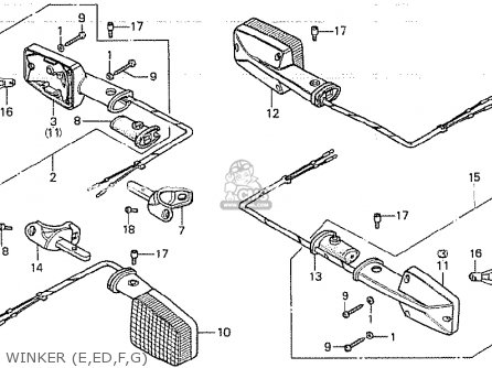 Wiring Diagram For 1982 Honda Cb900f ImageResizerTool Com