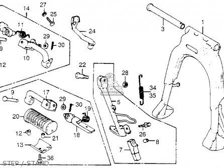 Wiring Diagram 1971 Honda 750 Four on honda cb750 wiring diagram