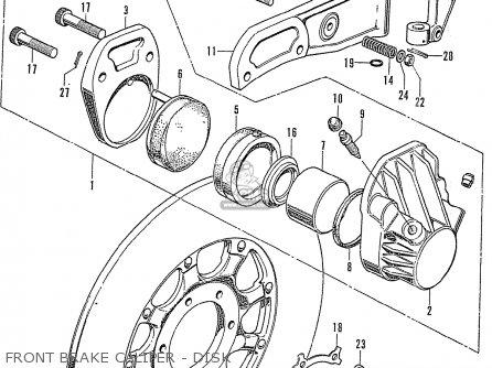 Honda Cb750 K1 Wiring Diagram