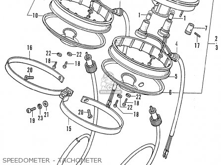 Honda Element Front End Parts on wiring diagram for mini quad