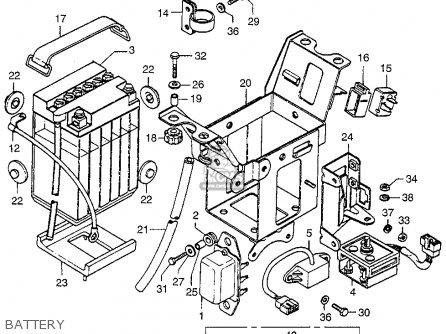 Honda Cb750 K4 Wiring Diagram
