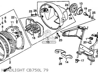 honda cb750l limited 1979 z usa parts lists and schematics. Black Bedroom Furniture Sets. Home Design Ideas
