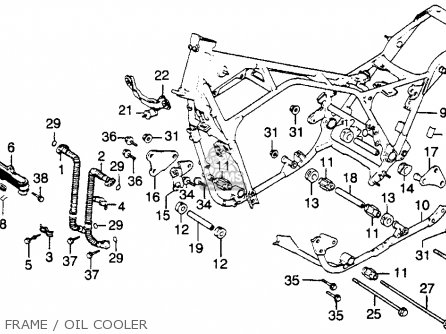 Honda Cb350f And Cb400f Wiring Diagram And Routing additionally Honda Cb900c 900 Custom 1980 Usa Front Fender additionally Honda Cb500t Wiring Diagram in addition Wiring Diagram For Honda Sl100 also Honda Cb500 500 Four K2 Usa Parts Lists. on cb750 cafe racer