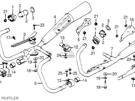 1979 Yamaha Wiring Diagram