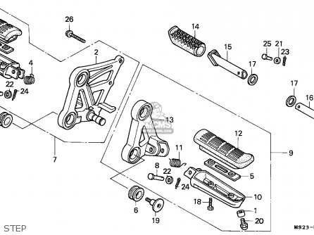 wiring diagram for a 2000 honda cbr 600 with Ford 2600 Parts Diagram on Ford 600 Wiring Diagram also 1993 Honda Shadow Vlx 600 Wiring Diagram in addition Ford 2600 Parts Diagram together with 2002 Honda Rc51 Wiring Diagram likewise 2004 Ski Doo Wiring Diagram.
