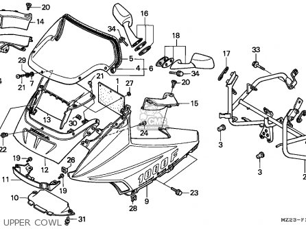 Honda Trx 200 Wiring Diagram moreover Maytag 3000 Wiring Harness further 1986 Honda Spree Fuse Box together with Honda Ch 80 Wiring Diagram as well Honda Spree Carburetor. on honda spree wiring diagram