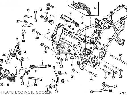 diagrama honda cbr1000f fuse box \u0026 wiring diagram