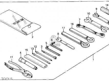 Xr80 Wiring Diagram furthermore Honda Atv Engine Diagram 1989 moreover 1984 Honda Vf700c Parts Diagram as well Honda Metropolitan Scooter Wiring Diagram besides Polaris Snowmobile Engine. on honda cr125r engine wiring diagram