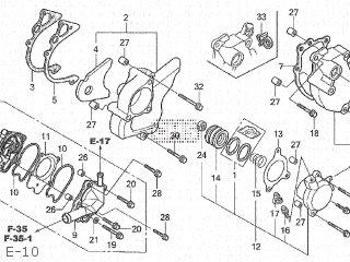 honda cbr1000rr 2007 7 japan sc57 130 parts lists and schematics Honda Motorcycles e 10
