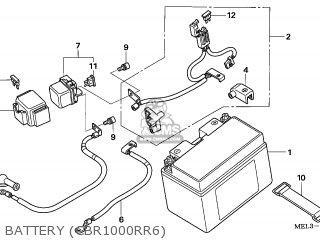 honda cbr1000rr fireblade 2006 6 england kmh parts lists and Honda CBR Fireblade honda cbr1000rr fireblade 2006 6 england kmh battery cbr1000rr6 battery cbr1000rr6 honda cbr1000rr