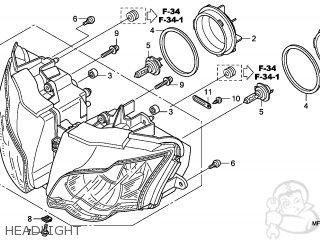 honda cbr1000rr fireblade 2008 8 england mkh parts lists and World Honda CBR 1000RR Superbike honda cbr1000rr fireblade 2008 8 england mkh headlight headlight honda cbr1000rr