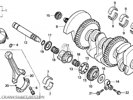 honda cbr1000rr repsol 2005 5 usa parts lists and schematics 2018 Honda CBR honda cbr1000rr repsol 2005 5 usa crankshaft piston crankshaft piston honda cbr1000rr