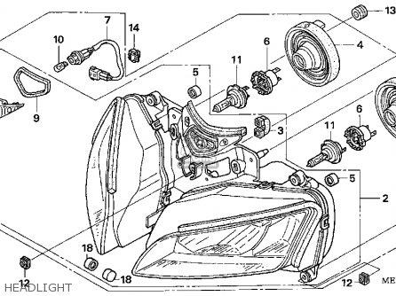 honda cbr1000rr repsol 2005 5 usa parts lists and schematics Honda CBR 1000RR Modifications honda cbr1000rr repsol 2005 5 usa headlight headlight