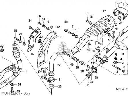 honda cbr1000rr repsol 2005 5 usa parts lists and schematics Honda CBR1100XX honda cbr1000rr repsol 2005 5 usa muffler 05 muffler 05 honda cbr1000rr