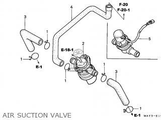 Honda Proportioning Valve