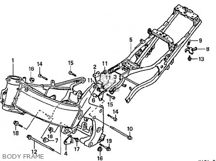 1990 Honda Accord Wiring Diagram