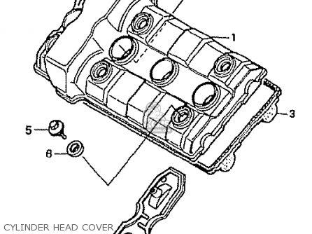 Honda Cbr250rr Mc22 1990 L Japan Parts Lists And Schematics